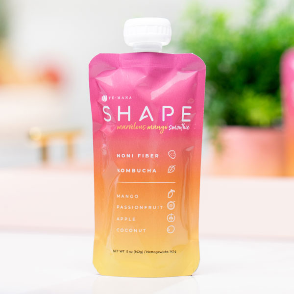Shape Whole Food Smoothie 10 Pack
